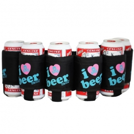 BEER PACK NEON GREEN