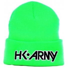 BONNET HK ARMY NOIR / VERT