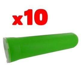 LOT 10 POTS 140 VERT ICON MARSEILLE BLACK EAGLE