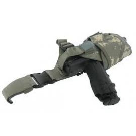 REAL HOLSTER BLACK EAGLE CAMO WOODLAND