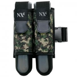 HARNAIS NXE 2 POTS NOIR