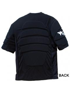 CHEST PROTECTOR BLACK EAGLE NOIR