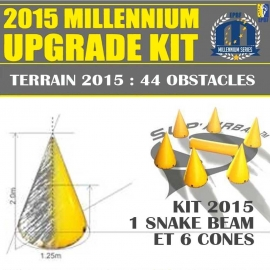 KIT UPGRADE MILLENIUM 2012