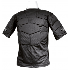 CHEST PROTECTOR BLACK EAGLE NOIR