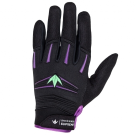 GANTS BUNKERKINGS SUPREME PURPLE LIME