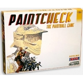 JEU PAINTCHEK THE PAINTBALL GAME OCCASION