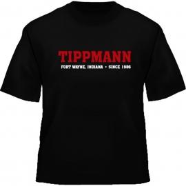 T-SHIRT TIPPMANN SKULL PRAIRIE DUST
