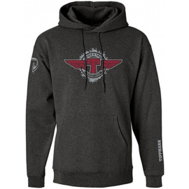 SWEAT A CAPUCHE TIPPMANN WINGED CHARCOAL