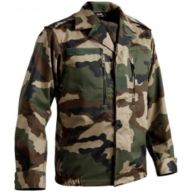 VESTE MILITAIRE ARMEE FRANCAISE CAMOUFLAGE OCCASION
