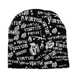 BONNET VIRTUE ROCKER NOIR