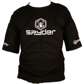 CHEST PROTECTOR SPYDER NOIR