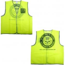 GILET DE SECURITE REFLECHISSANT 101 INC JAUNE