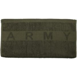 SERVIETTE ARMY VERTE (100x50cm)