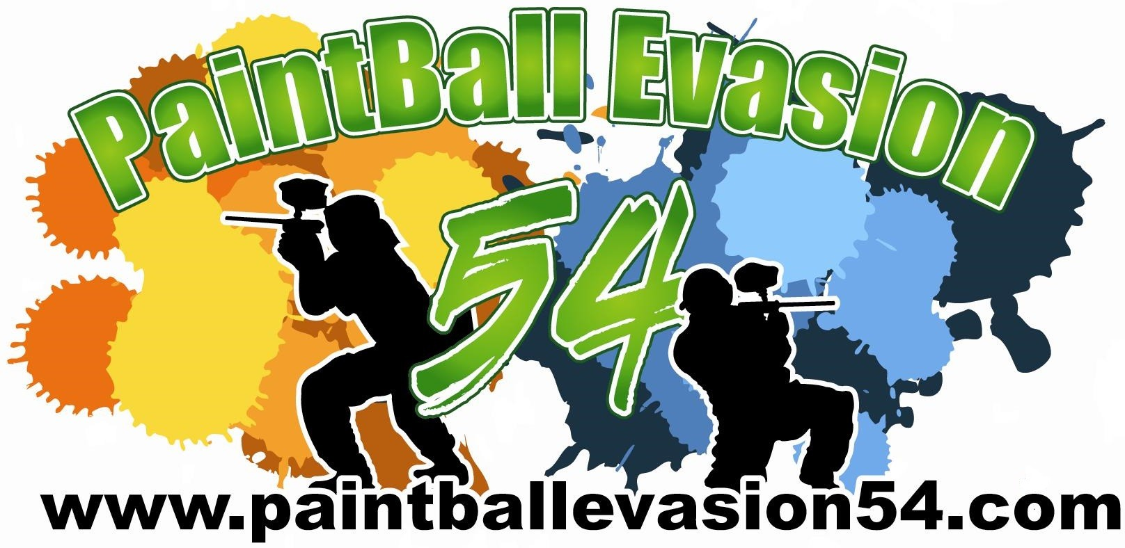 PAINTBALL EVASION 54